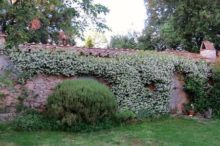 casetta nel giardino - Casole d'Elsa