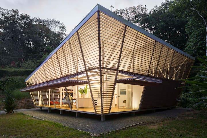 Award Winning Design near Playa Tortuga