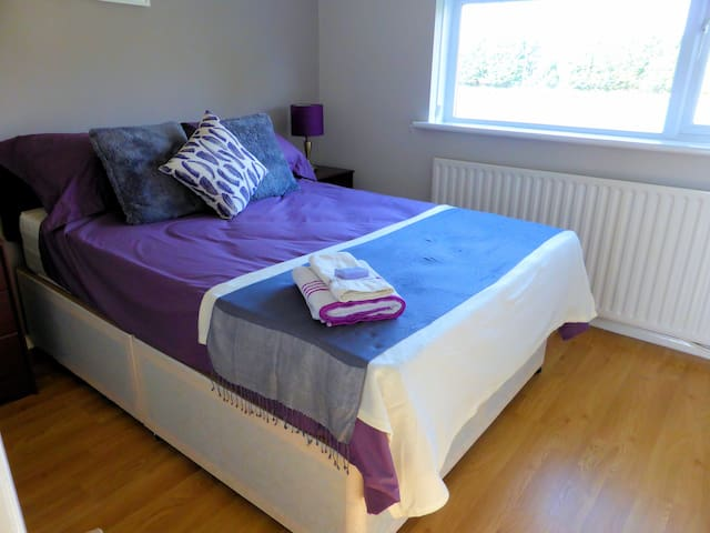Quiet double room - Havant - Bed & Breakfast
