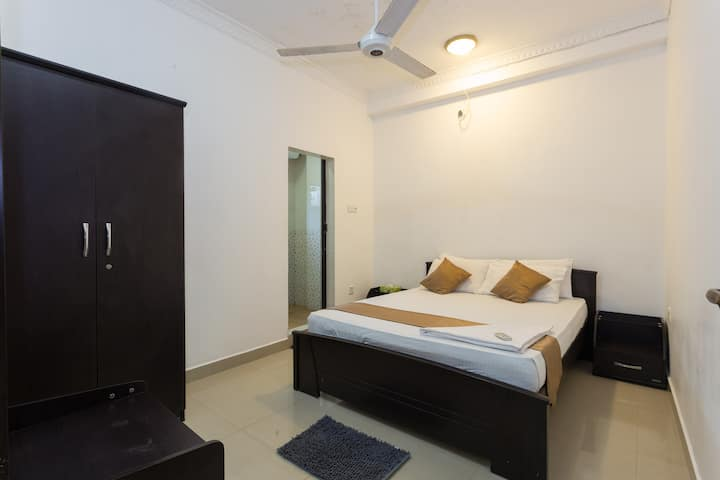 2Room Furnshd Apartment for Short Stay in Colombo
