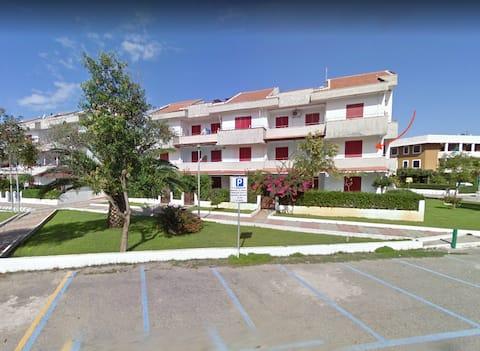 Casa Vacanza in Calabria in Villaggio Turistico