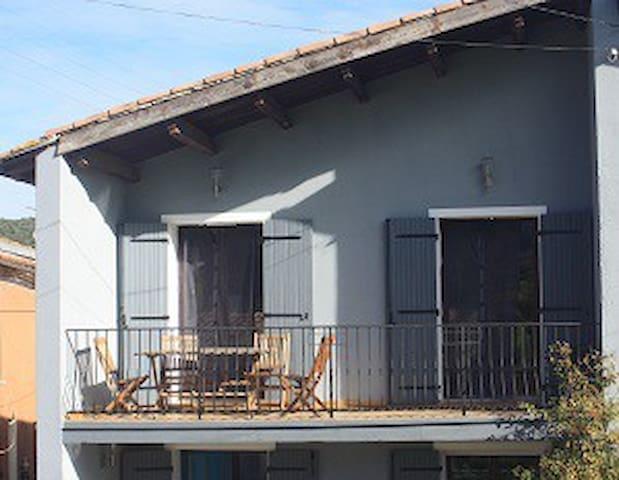 Gîte Terrasse - LA FERME TRANQUILLE