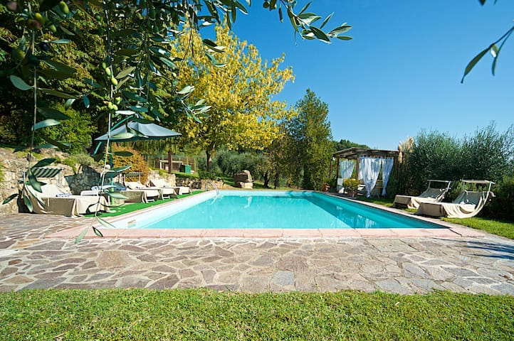 VILLA IN TEVERINA, it's just a great experience! - Penna In Teverina - Villa