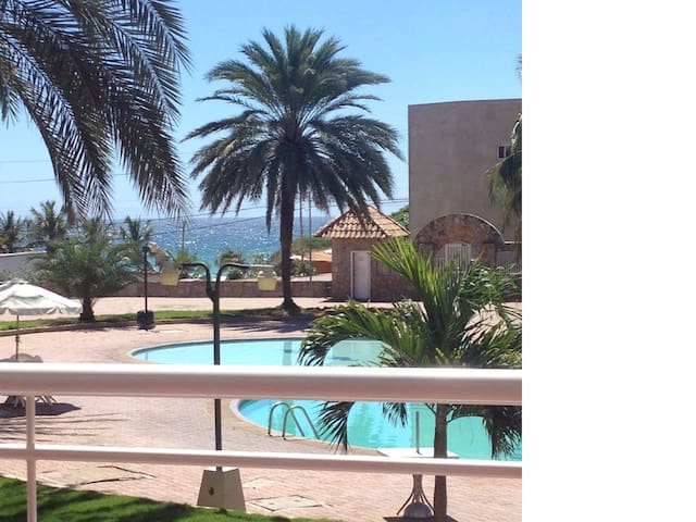 Apartamento 7pax  frente a playa Isla Margarita - Guarame - Appartement