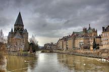 l'Ile... et la Moselle