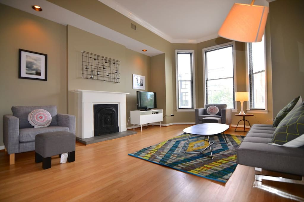 Depaul 4 Bedroom Perfect For Large Groups Apartments For Rent In Chicago Illinois United