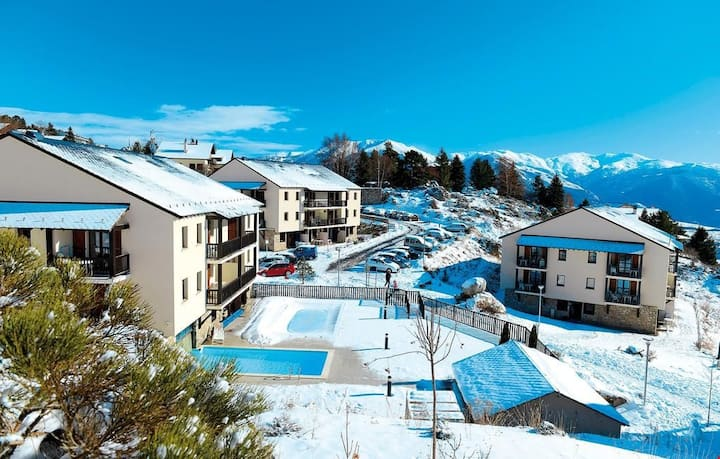 Appartement duplex à quelques pas du centre | Piscine + Casiers à skis sur place