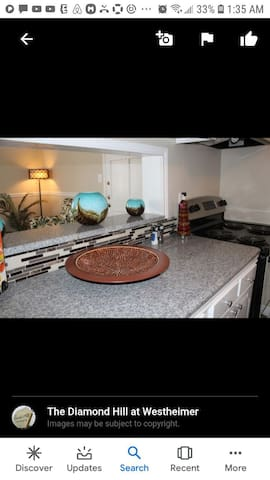 Nice 1 bedroom Apartment by The Galleria
