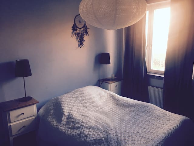 Room 20 min from central Stockholm