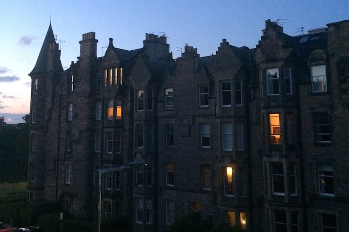 Edinburgh, Central - The Meadows for One or Two