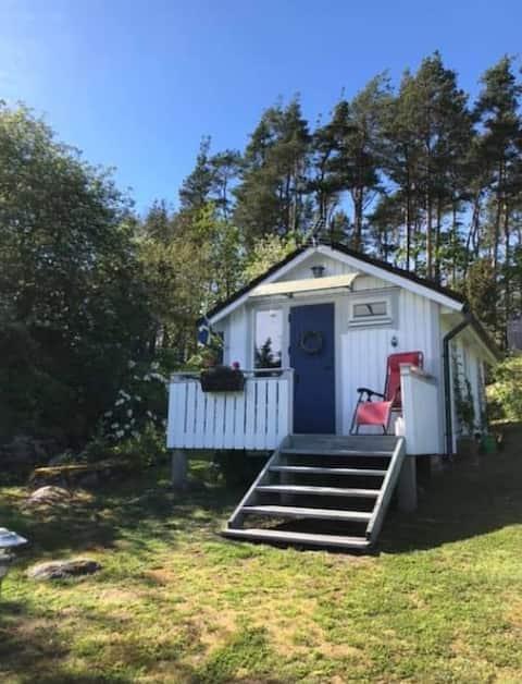 Rural and seaside guest house in Varberg