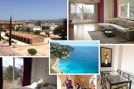 3 Bed Penthouse Apt in Costa Blanca - Jesus Pobre