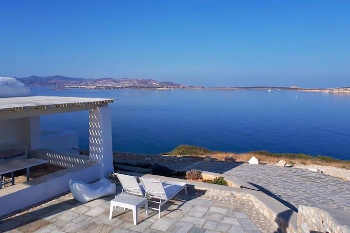 Thea Villas 1, Breathtaking Sea view, private pool