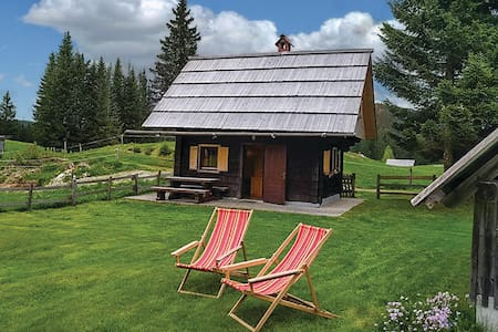 Holiday cottage with 2 bedrooms on 36m² in Bohinjska Bistrica