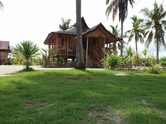 Ang payag sa Asinan ecotourism park - Lapu-Lapu City, Central Visayas, PH - Vila