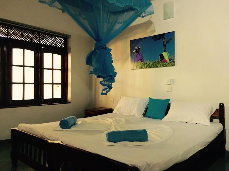 Room with Fan & Private Bathroom