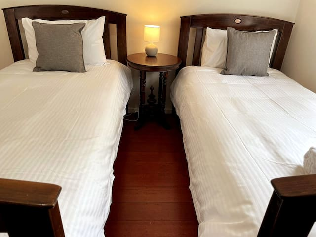 Bed Room 3 with 2 x Single Beds
