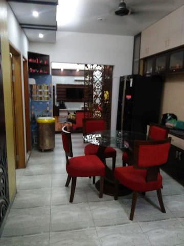 Full Furnished 3 Bedroom apartment @Shymoli Dhaka