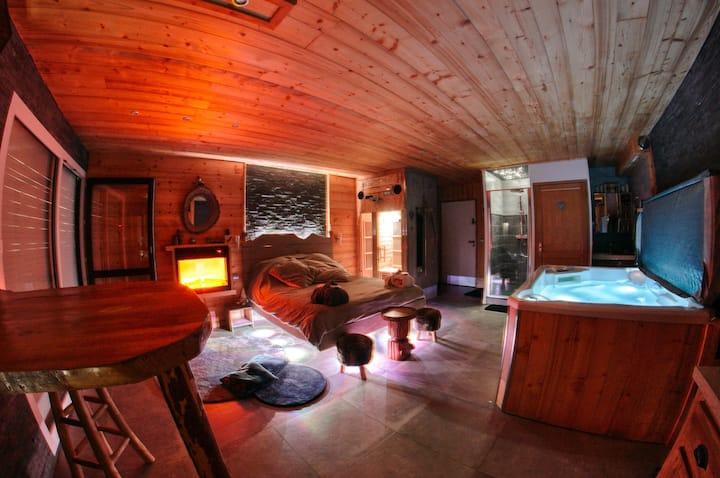 le Refuge suite spa & ski