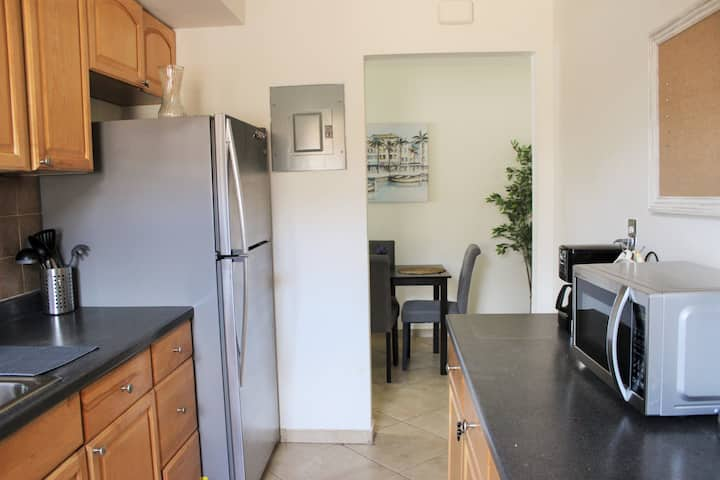 Spacious Work From Home 1BR