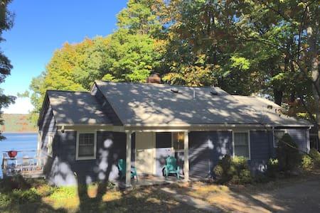 Cayuga Lakeview Cottage - Trumansburg - Hus
