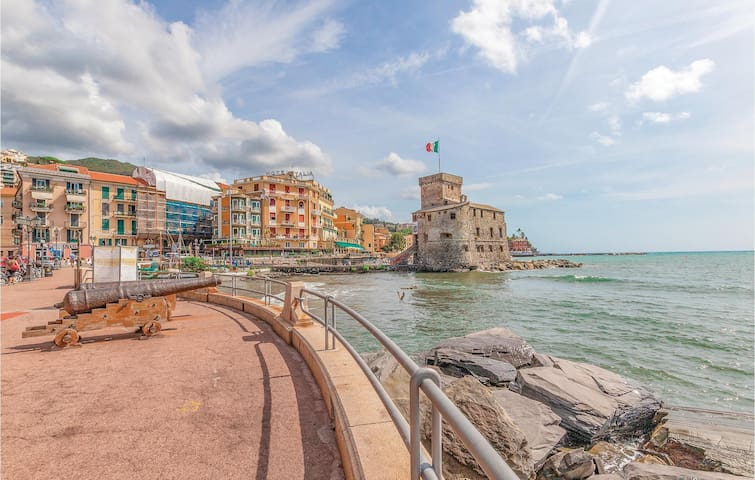 Holiday apartment with 1 bedroom on 55m² in Rapallo