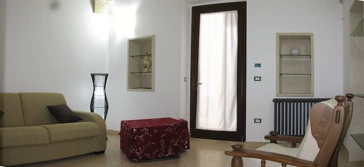 """Appartamento """"Le tre cycas"""" nel cuore del Salento"""