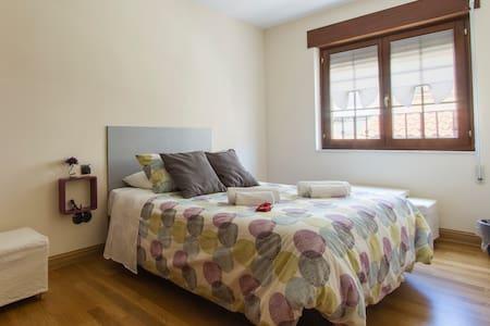Mistic Hostel,habitación doble con baño compartido - Ávila - Casa