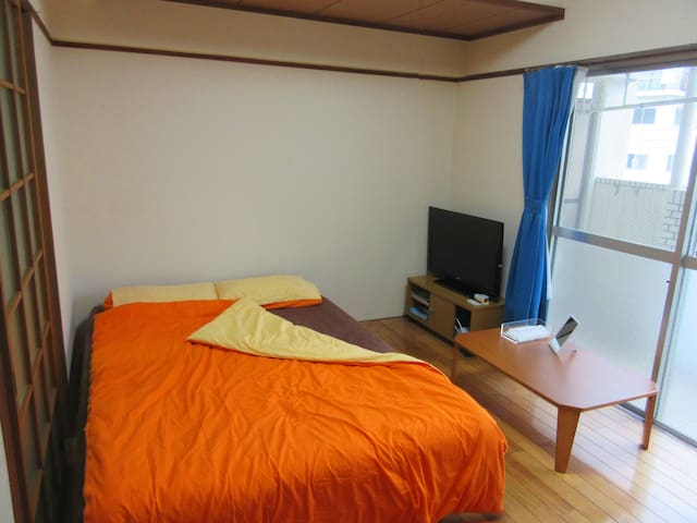 10min walk from JR Nagasaki Station[502] - Nagasaki-shi - Appartement