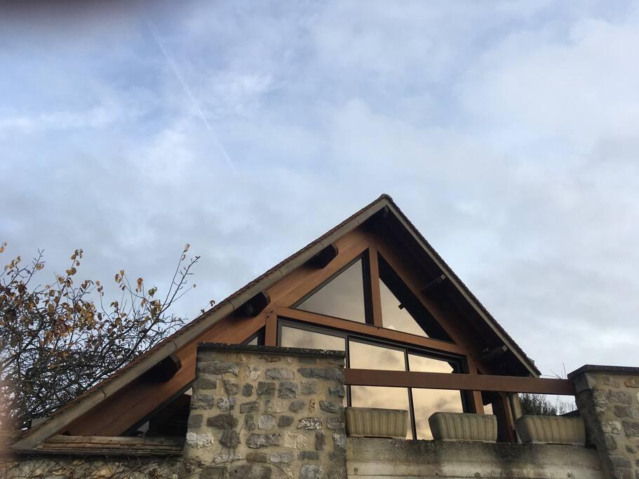 La charpenterie apartments for rent in rochefort en for Yvelines actives