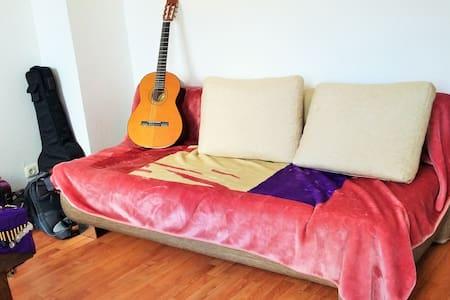 Zweete Zweiraum-Wohnung Nähe Kieler Förde! - Kiel - Lejlighed