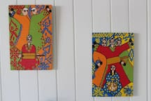 Art from our travels :)