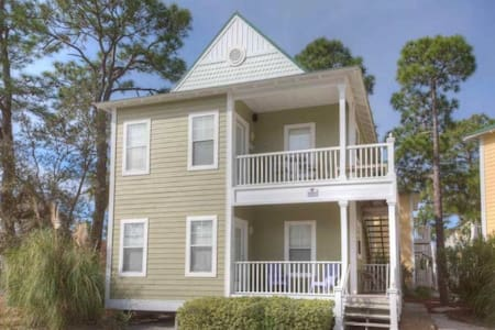 Southern Coastal Cottage