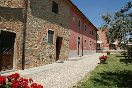 Appartamento Volpe - Fattoria Castellina - Firenze, Castra