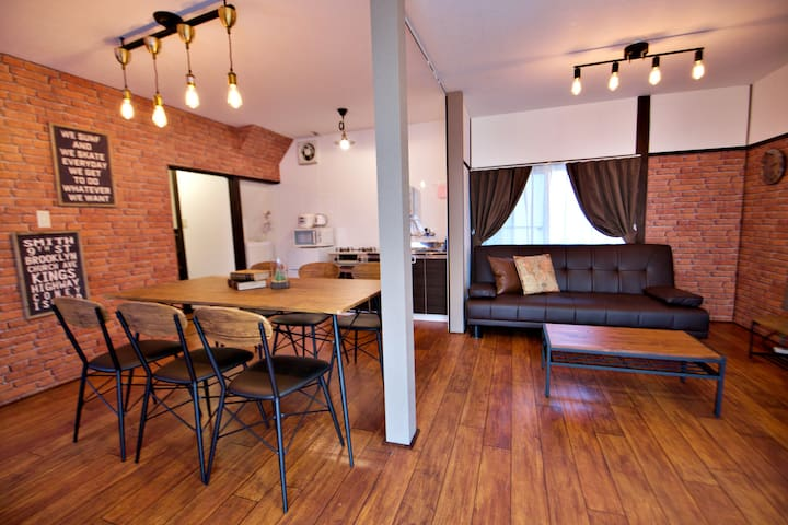 ★Monthly Rental House★Renovated/2BR/Wi-Fi