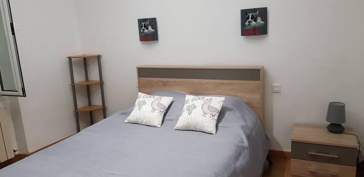Chambre au calme dans maison individuelle