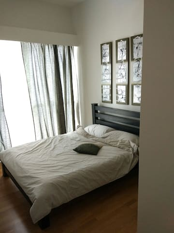 Private room 1 min from KL Sentral. Free coffee - Kuala Lumpur - Leilighet