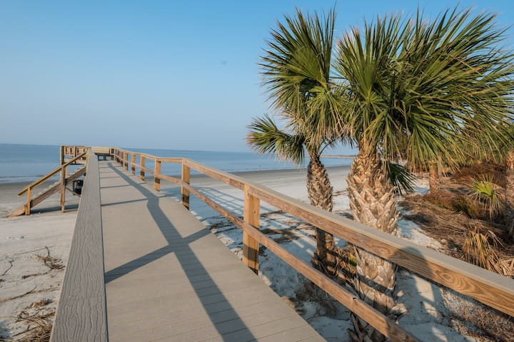Adorable 1BR/1BA Condo by Beach!!! - Tybee Island