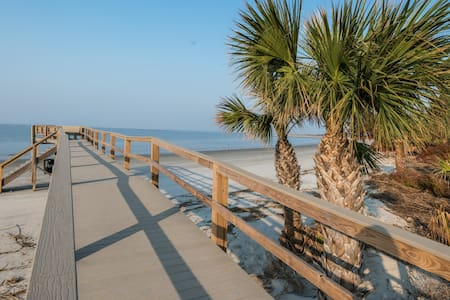Adorable 1BR/1BA Condo by Beach!!! - Tybee Island - Appartement