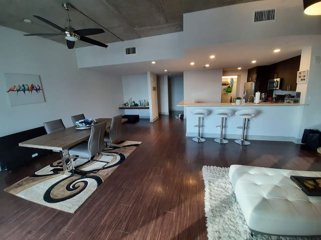 PENTHOUSE 1 BEDROOM - DOWNTOWN ORLANDO