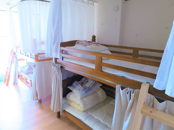 MIX Dormitory in Tokushima central (4people)