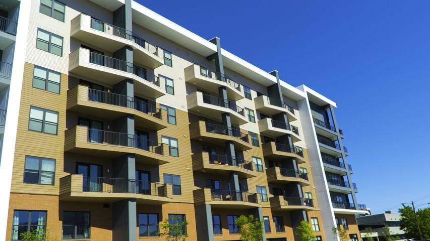 PEACEFUL NEIGHBORHOOD FOR VACATION STAY 2EE1EBD - Nashville - Apartment