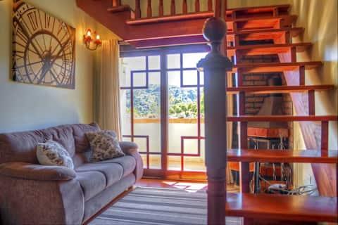 Duplex Apartment, holiday rentals in Campos do Jor