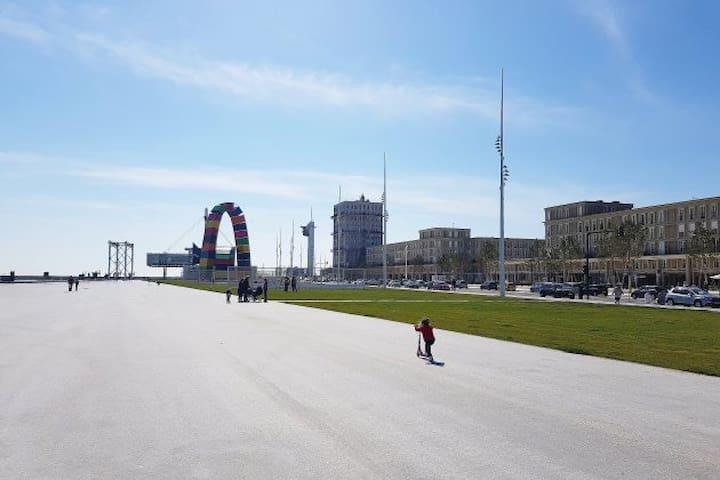 Le Havre - Cathédrale Notre-Dame - F2