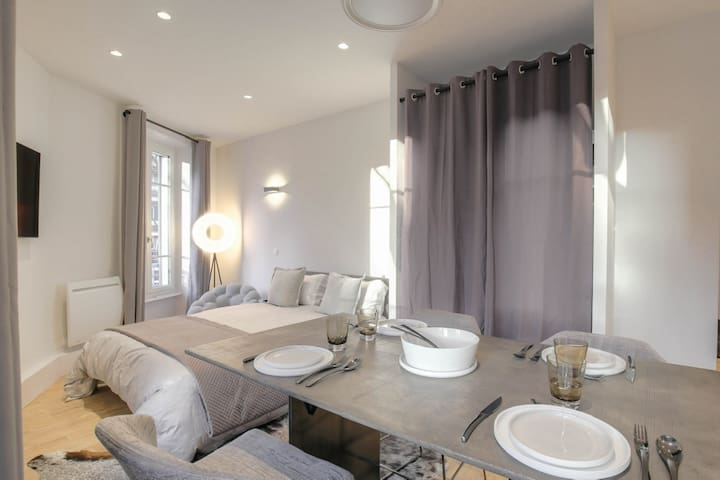 SUPERB STUDIO IN THE 6TH DISTRICT - CLOSE TO TÊTE D'OR PARK, LYON