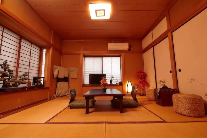Historical and quaint house in Shinagawa 65㎡