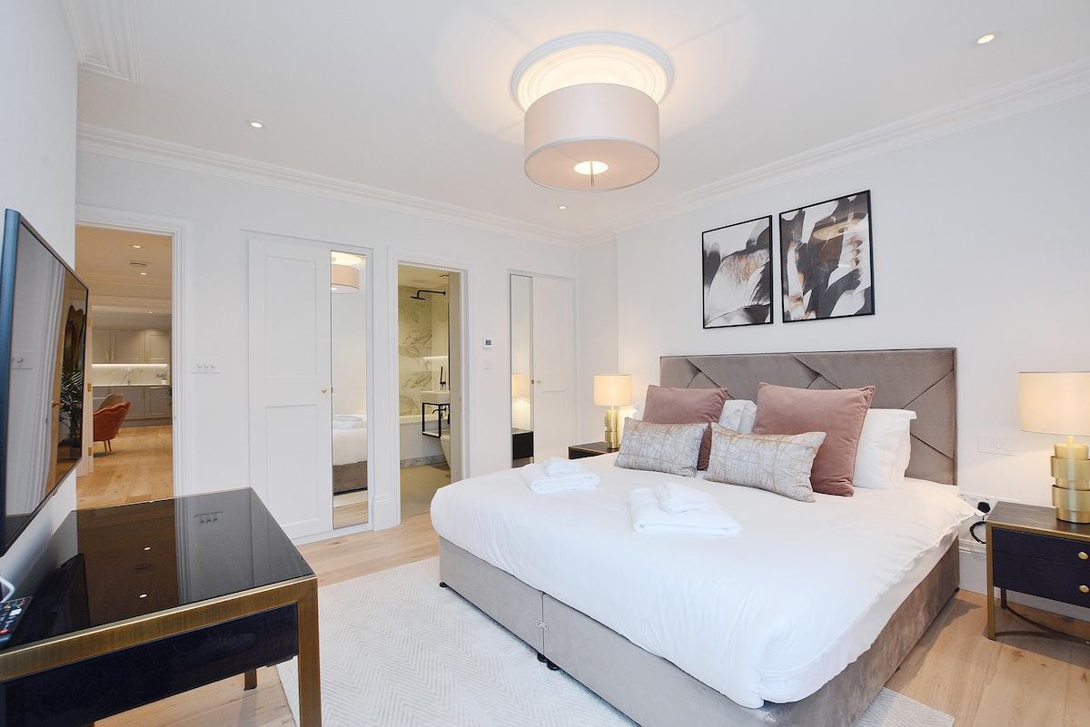 airbnb near kensington london