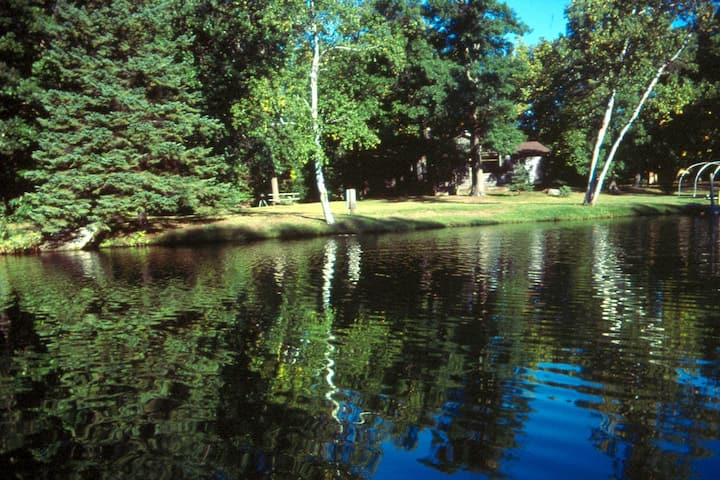 Samara Point on Gull Lake | Channel Home