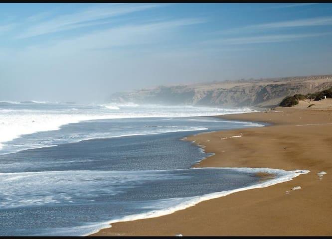 Maison 60 km agadir et 10 mn plage