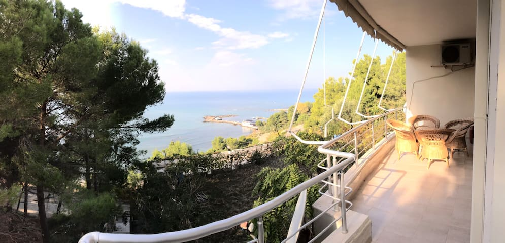 Sea view apartment, Durres.